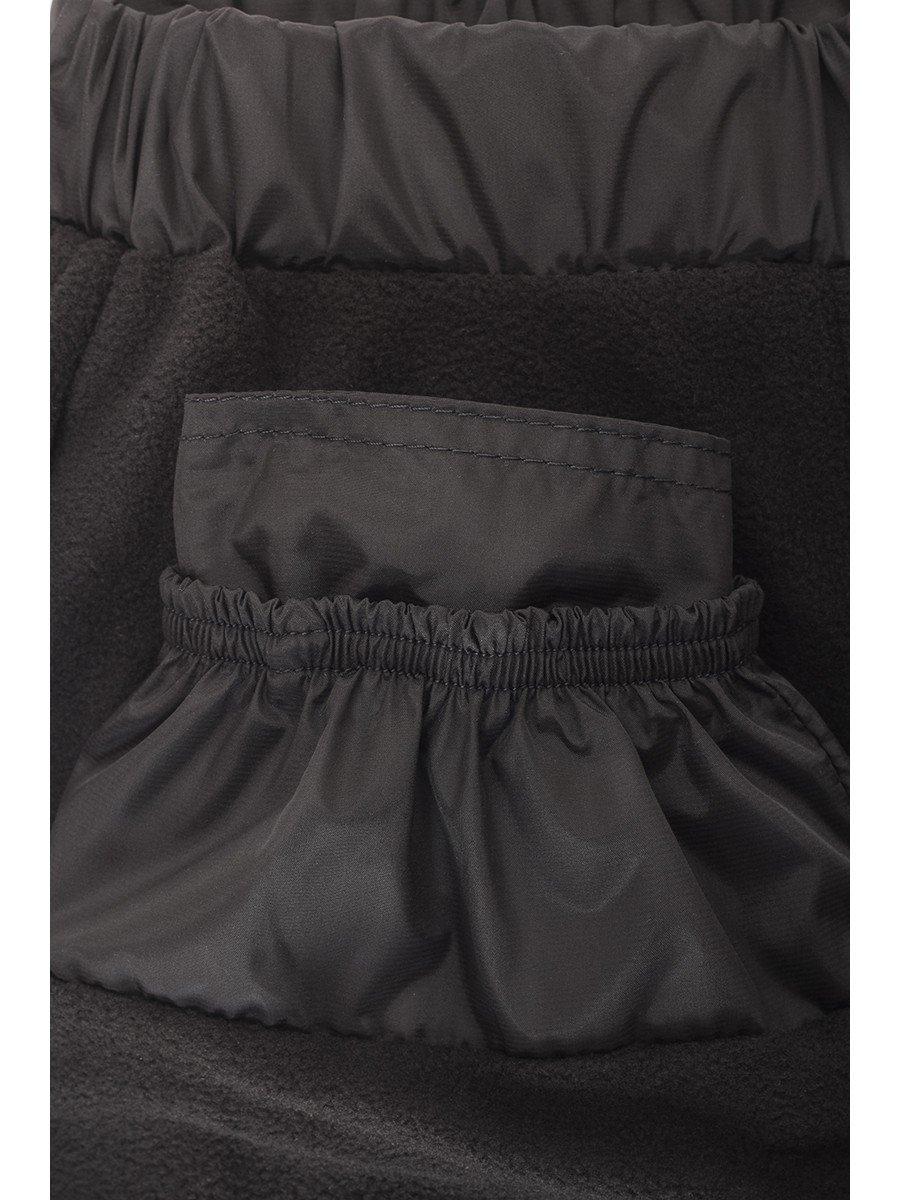 Брюки из плащевой ткани на подкладке из флиса (мальчик)