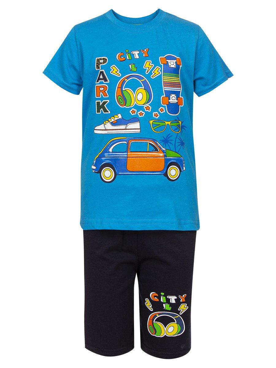 Комплект для мальчика, цвет: бирюзовый