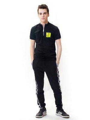 Комплект для мальчика: футболка, брюки