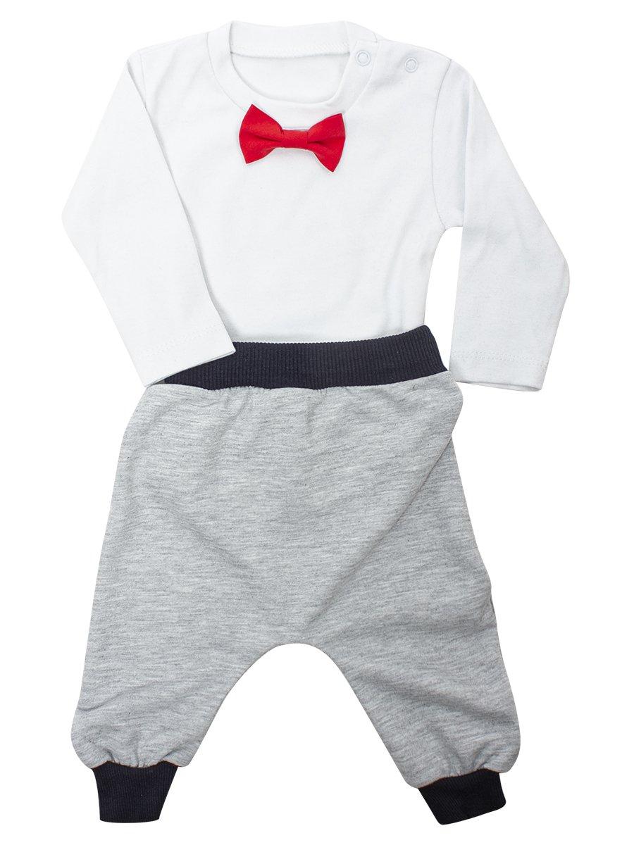Комплект для мальчика:кофточка,штанишки и кардиган