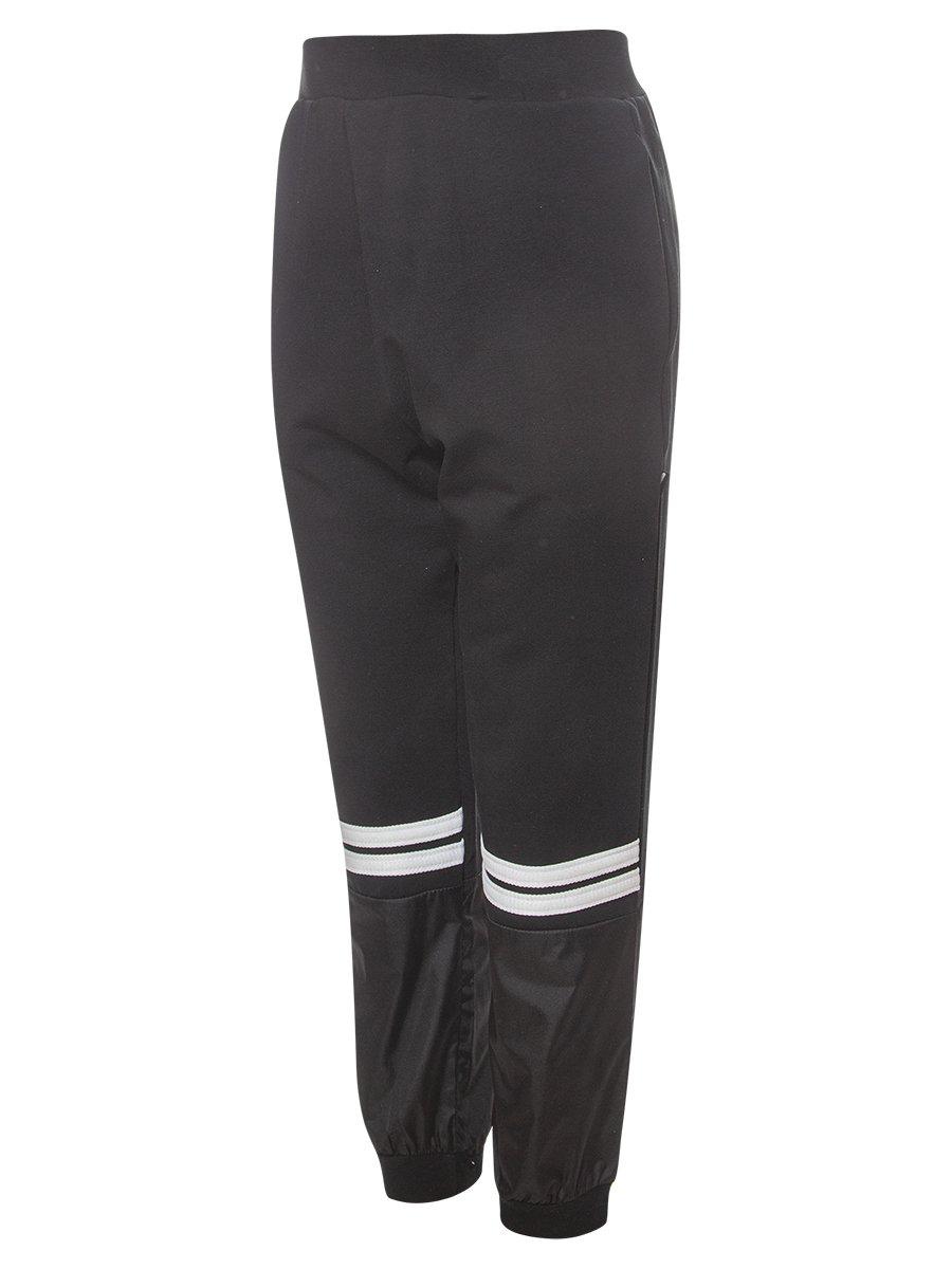 Костюм спортивный:толстовка удлиненная и брюки зауженные со средней посадкой