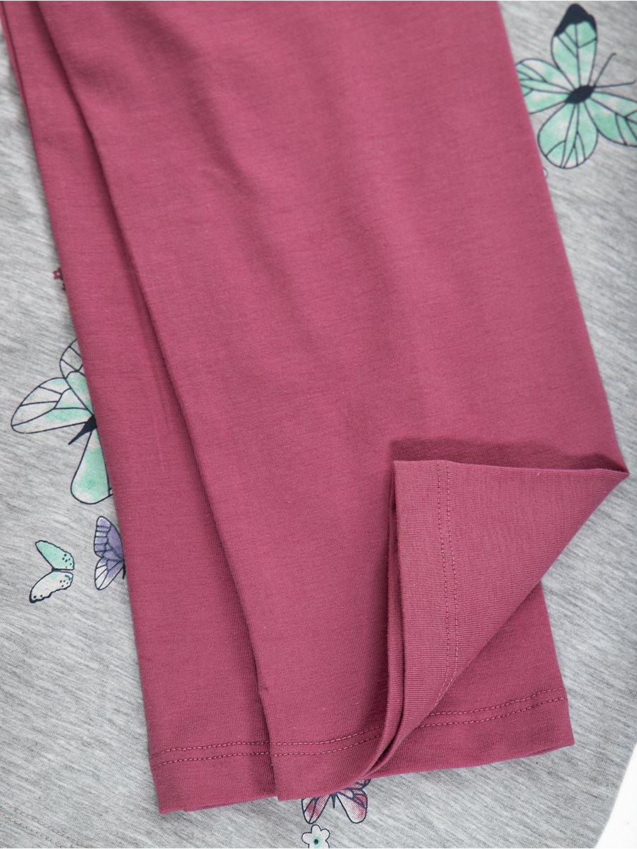 Пижама для девочки, цвет: мультиколор