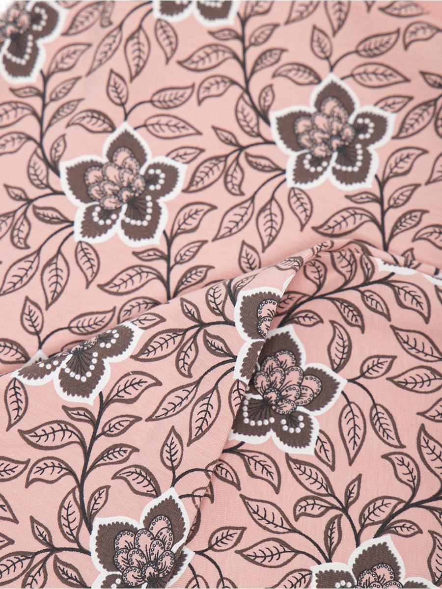 Ночная сорочка женская, цвет: мультиколор