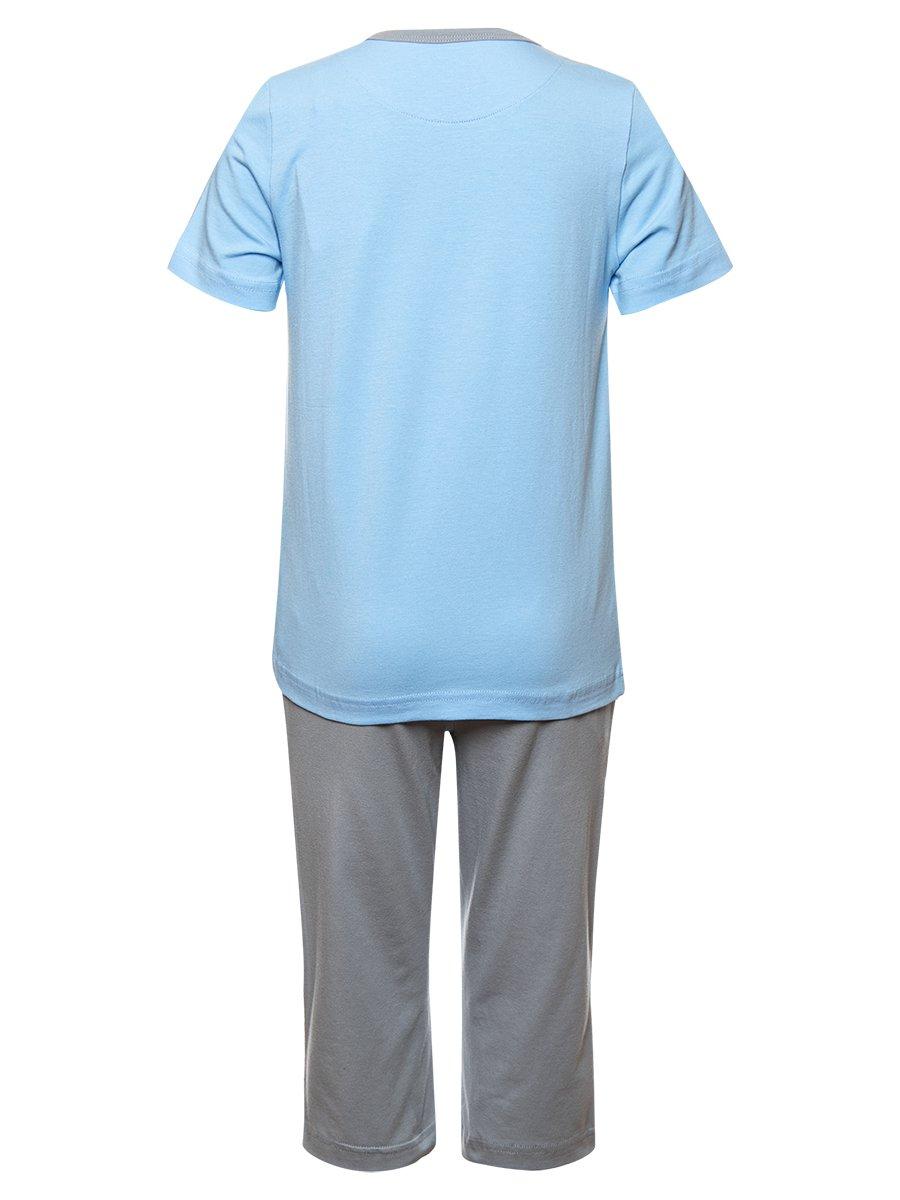 Пижама для мальчика, цвет: синий