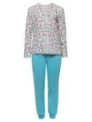 Комплект для девочки: лонгслив и штанишки