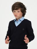 Джемпер обманка для мальчика