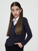 Джемпер обманка для девочки