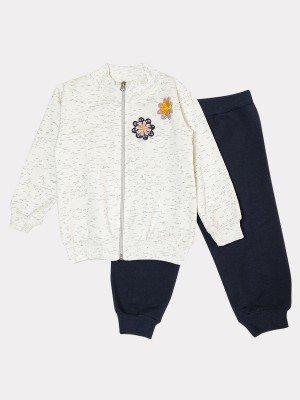 Комплект: толстовка и штанишки со средней посадкой