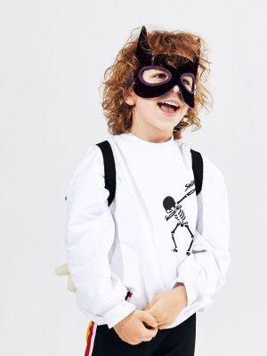 Свитшот свободного силуэта для мальчика