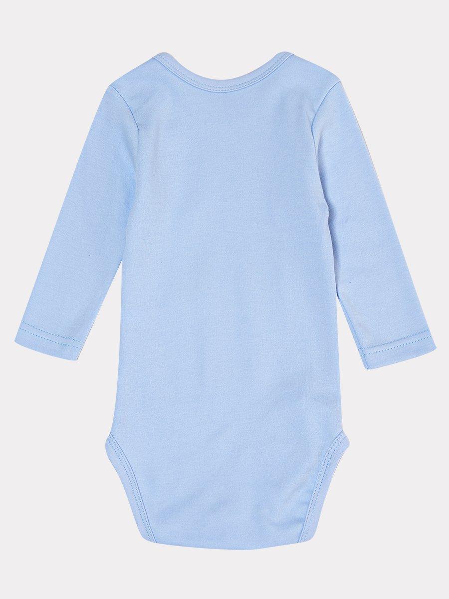 Боди детское, цвет: голубой