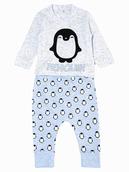 Комплект для мальчика: кофточка и штанишки