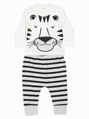 Комплект для мальчика: лонгслив и штанишки