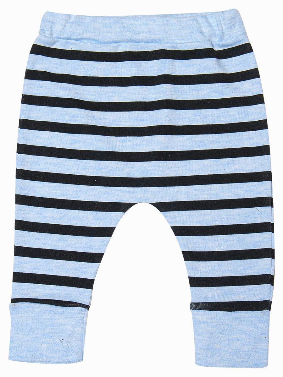 Комплект для мальчика: лонгслив и штанишки, цвет: голубой