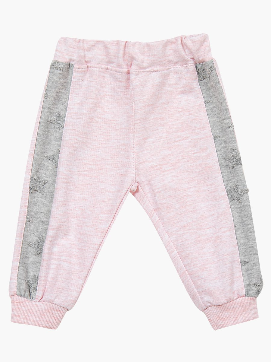 Комплект для девочки: кофточка, толстовка и штанишки