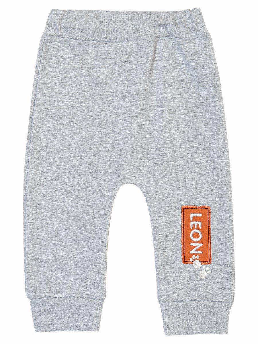 Комплект для мальчика: толстовка и штанишки, цвет: кирпичный