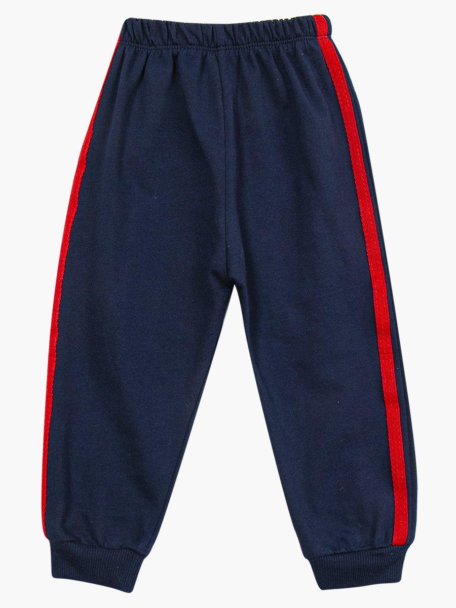 Комплект для мальчика: свитшот и штанишки, цвет: красный