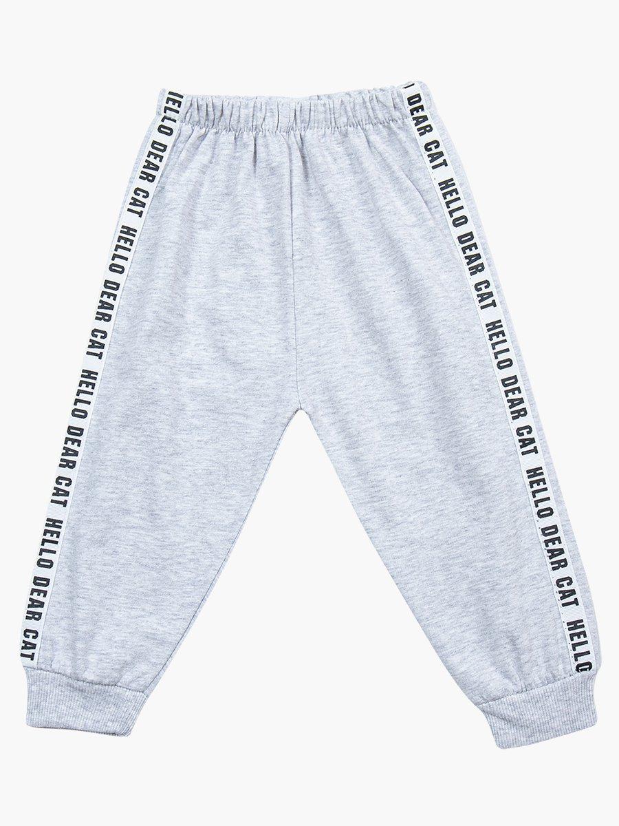 Комплект для девочки: свитшот и штанишки, цвет: мятный