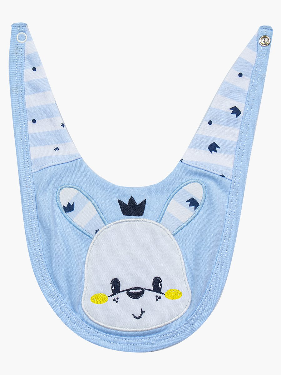 Комплект в подарочной упаковке детский, цвет: голубой