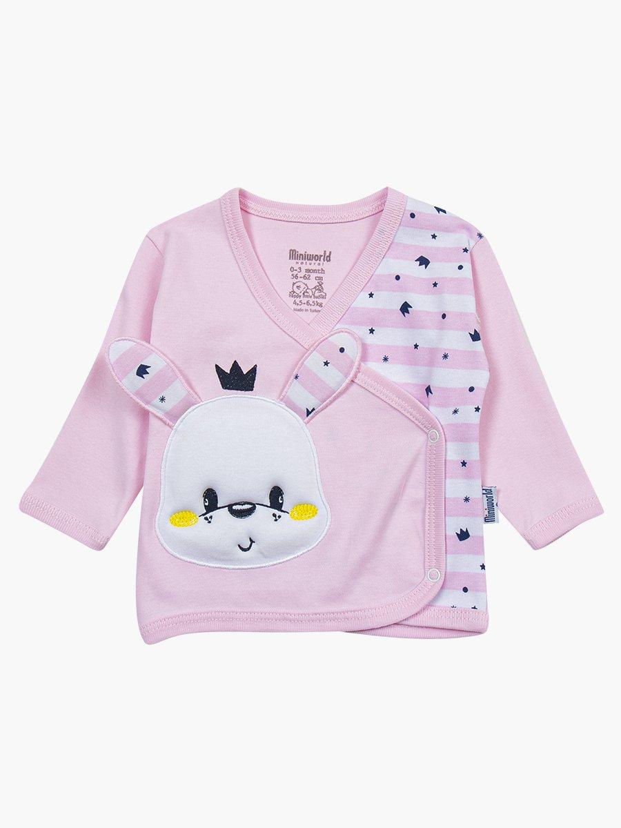 Комплект в подарочной упаковке детский, цвет: светло-розовый