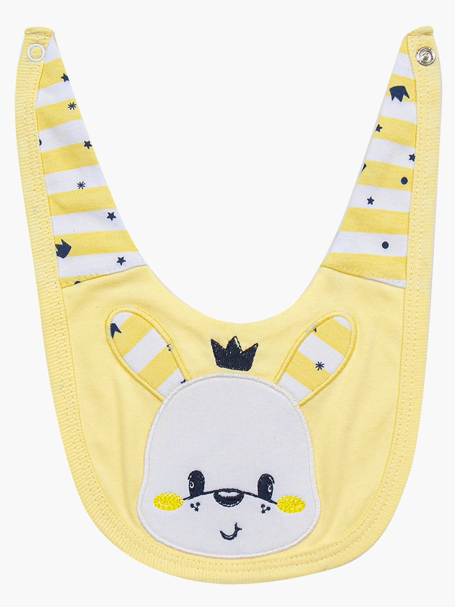 Комплект в подарочной упаковке детский, цвет: желтый