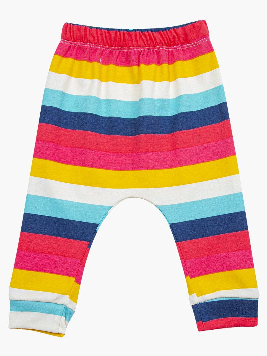 Комплект для девочки: боди, штанишки и шапочка, цвет: розовый