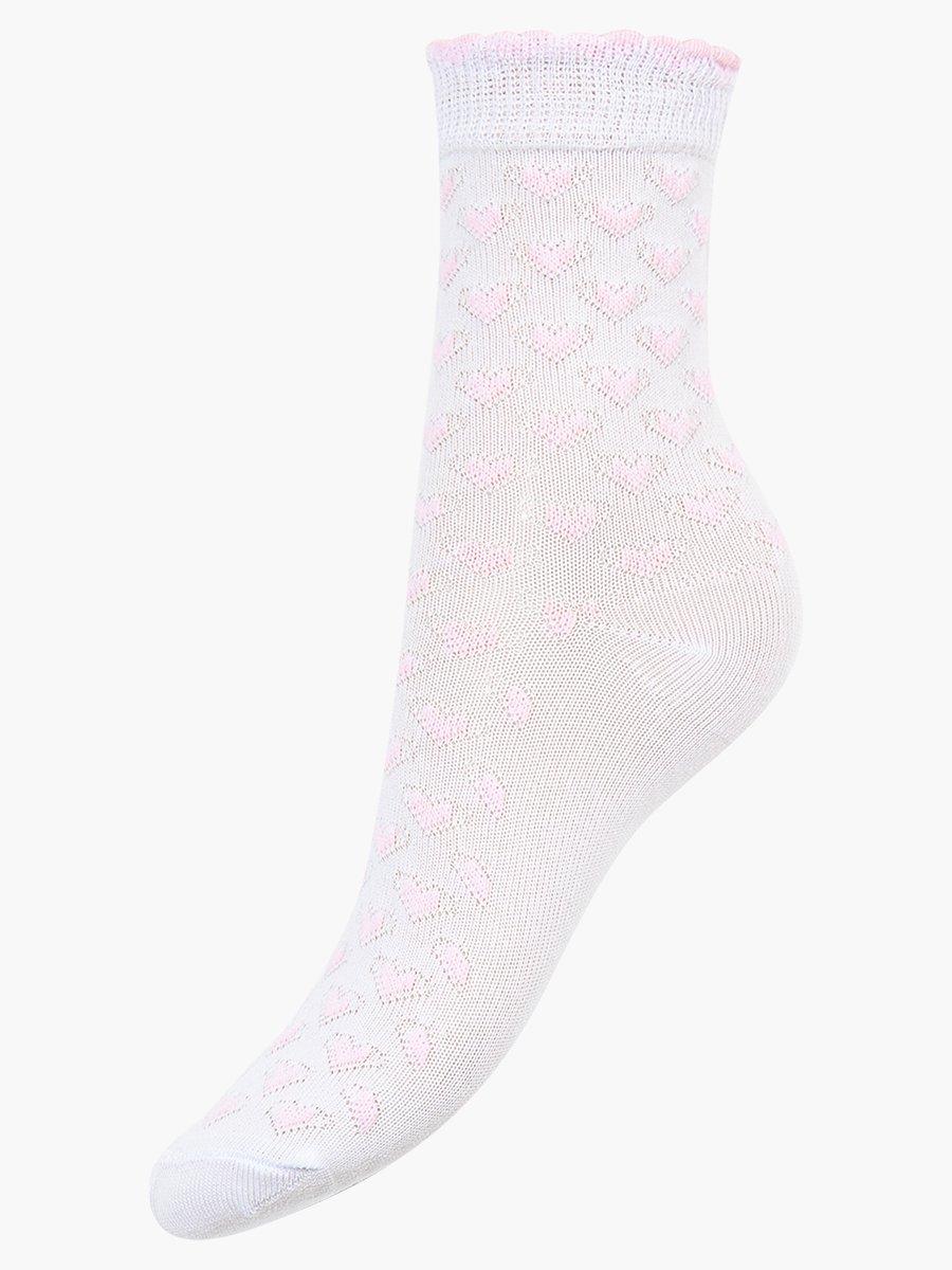 Носки детские, цвет: белый