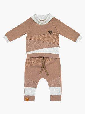 Комплект для мальчика: водолазка и штанишки