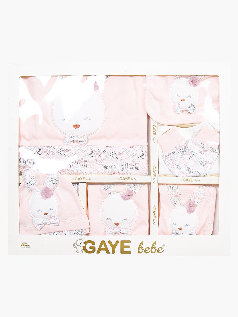 Набор в коробке для девочки, цвет: пудра