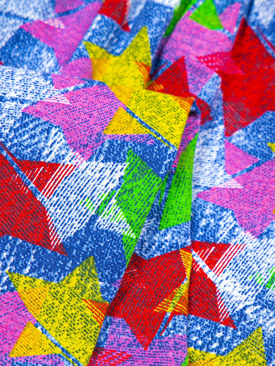 Лосины для девочки, цвет: деним