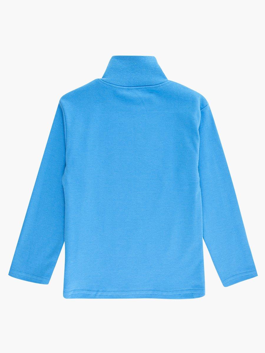 Водолазка для мальчика, цвет: голубой