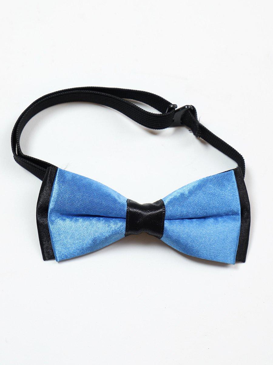 Бабочка для мальчика, цвет: синий