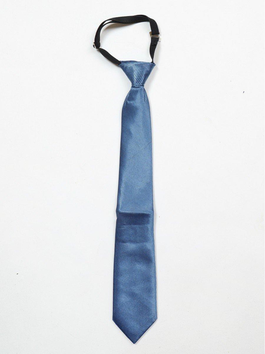 Галстук для мальчика, цвет: синий