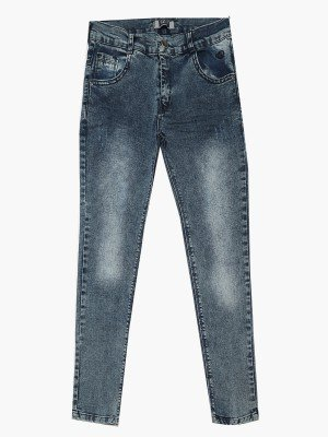 Брюки джинсовые для мальчика