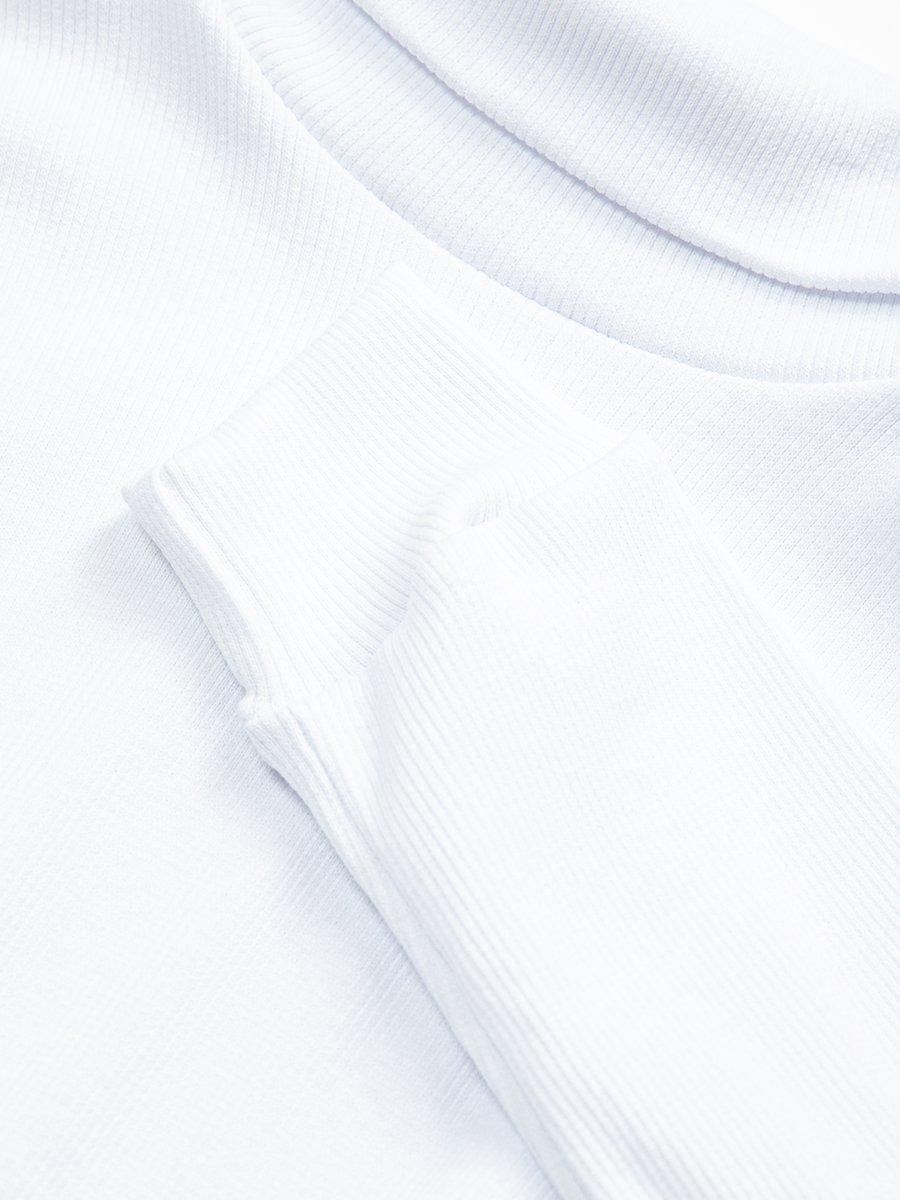 Водолазка детская, цвет: белый