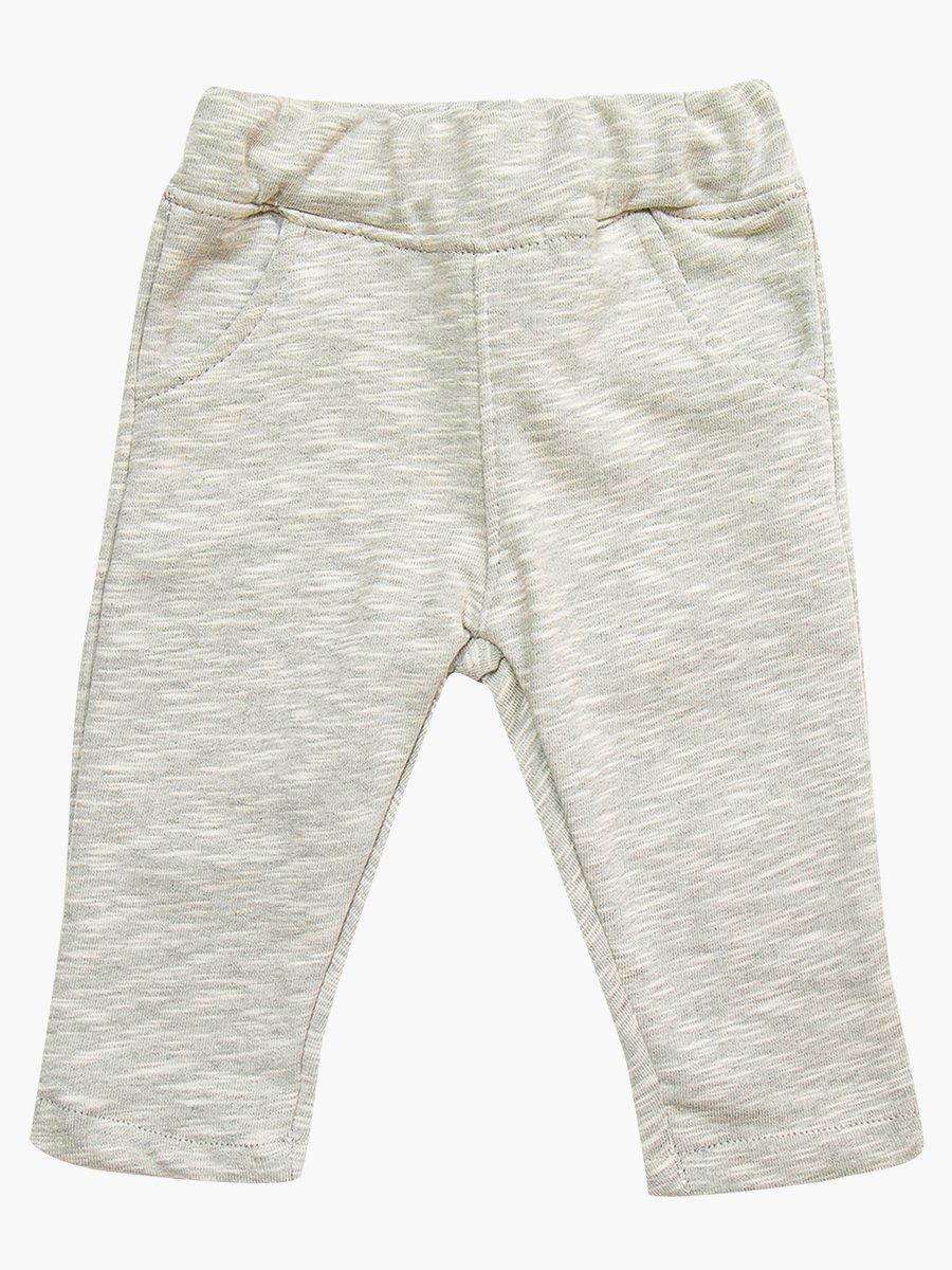 Комплект для мальчика: кофточка, штанишки и болоньевый жилет на синтепоне, цвет: лимонный