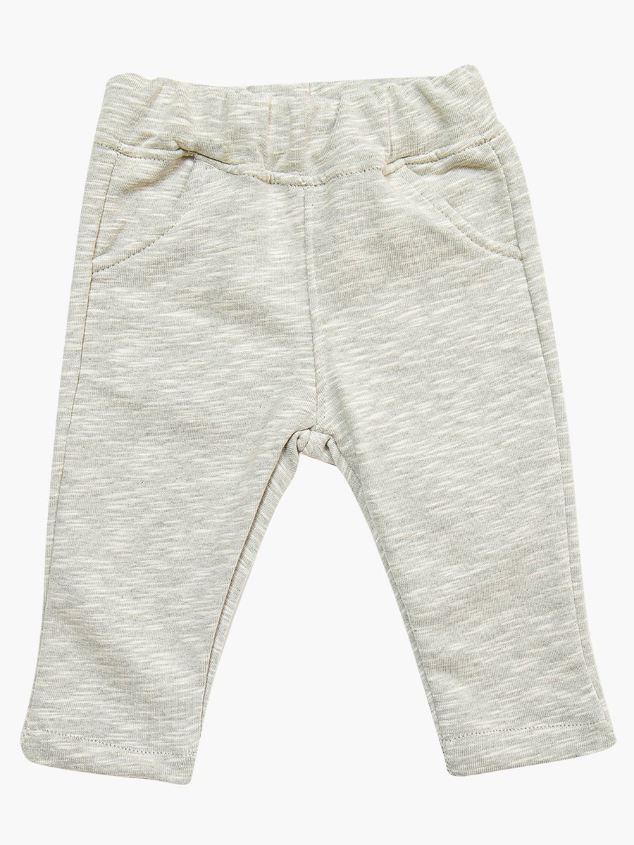 Комплект для мальчика: кофточка, штанишки и болоньевый жилет на синтепоне, цвет: деним