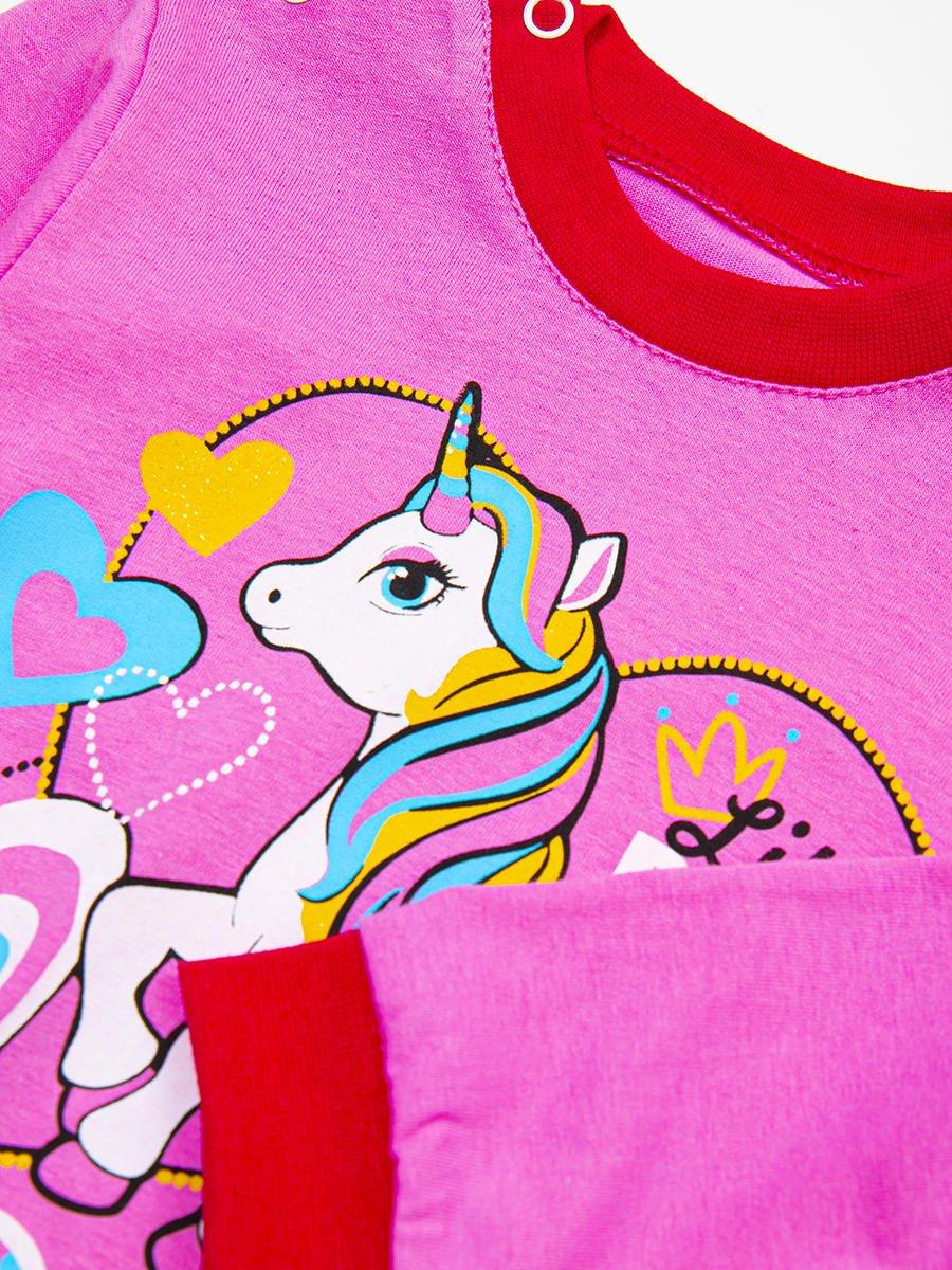 Кофточка для девочки, цвет: светло-розовый