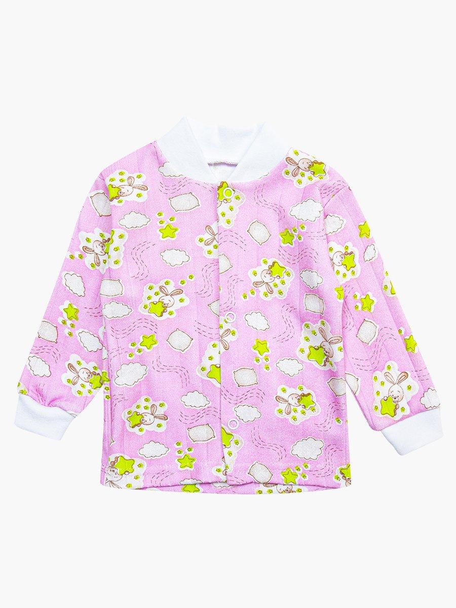 Кофточка детская, цвет: светло-розовый