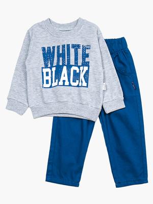 Комплект для мальчика: свитшот и брюки