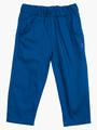 Комплект для мальчика: свитшот и брюки, цвет: деним