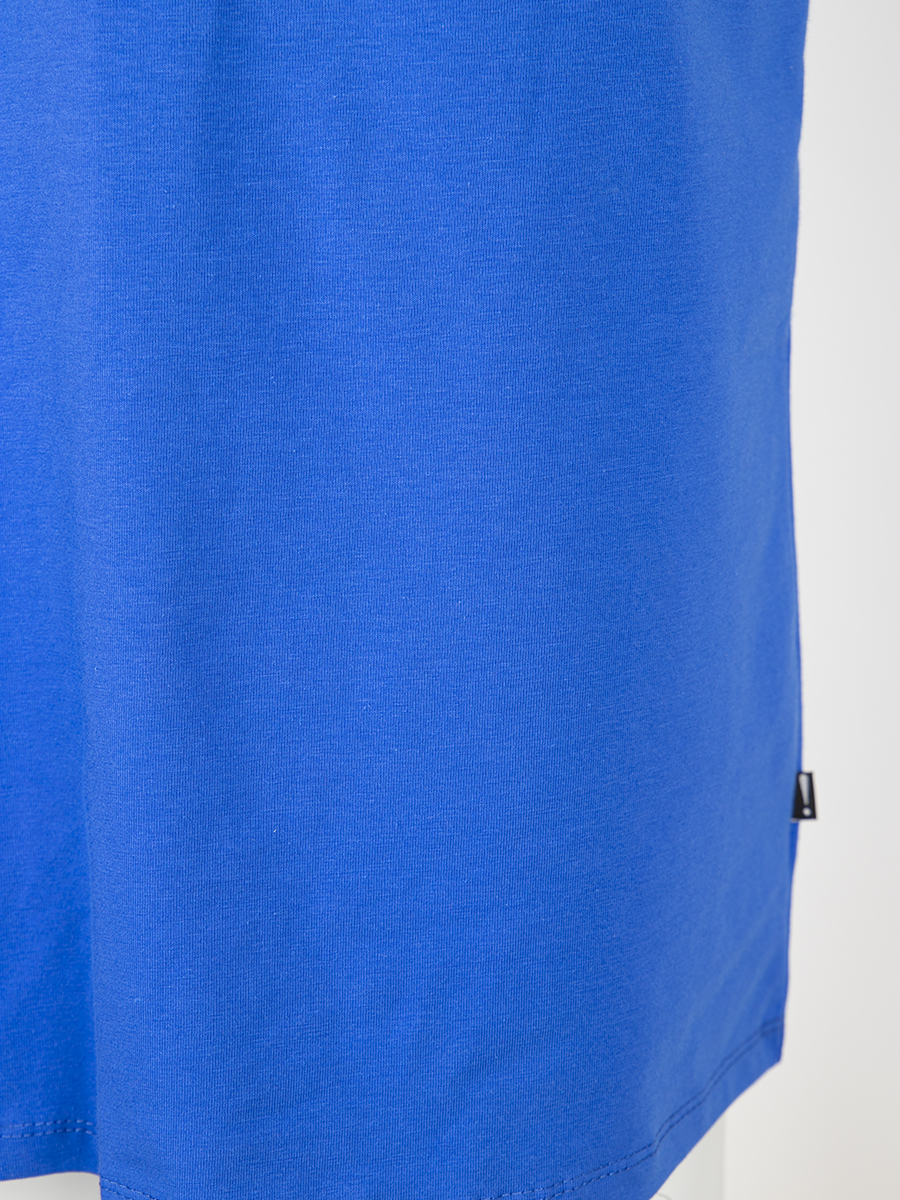 Майка для мальчика, цвет: джинс