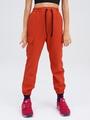 Брюки карго со средней посадкой для девочки, цвет: оранжевый