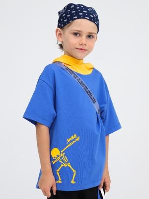 Футболка с капюшоном для мальчика