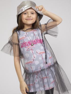 Комплект:из двух платьев А-силуэта