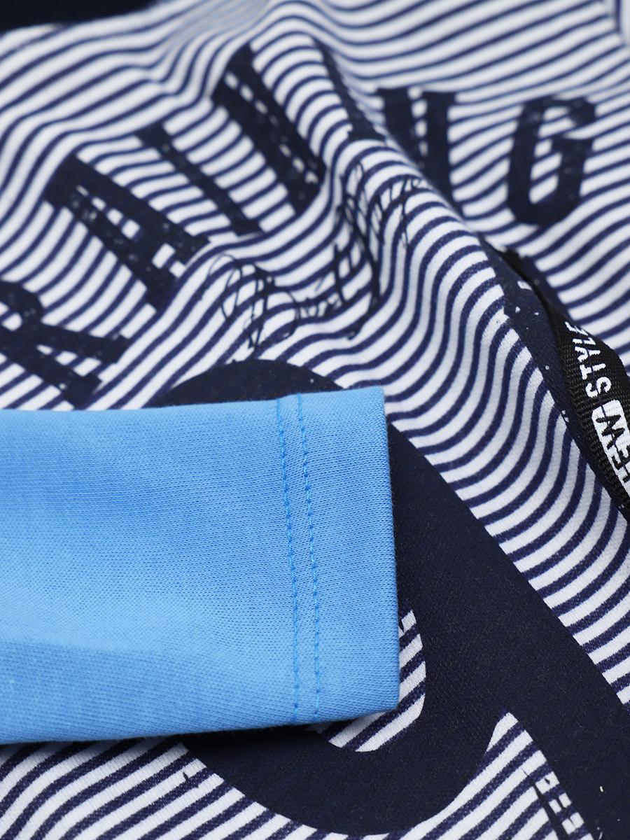 Джемпер для мальчика, цвет: темно-синий