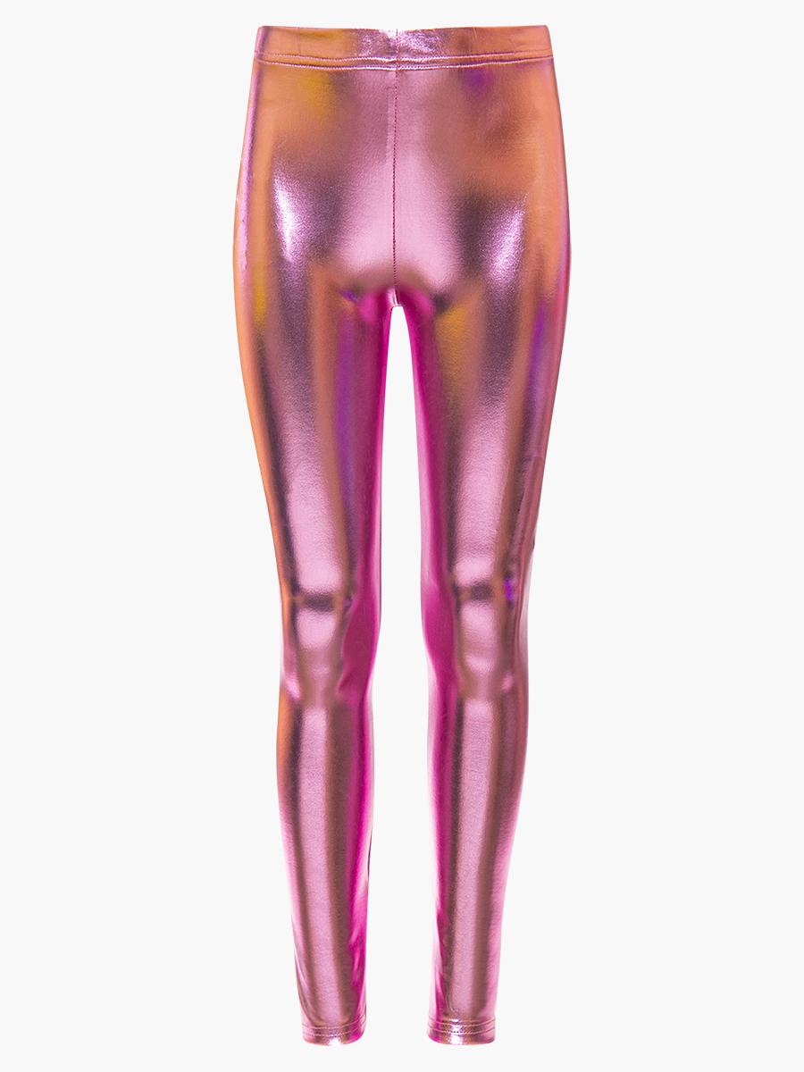 Лосины для девочки, цвет: леденцово-розовый