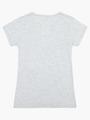 Джемпер для девочки, цвет: серый меланж