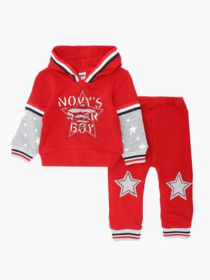 Комплект для мальчика:толстовка и штанишки