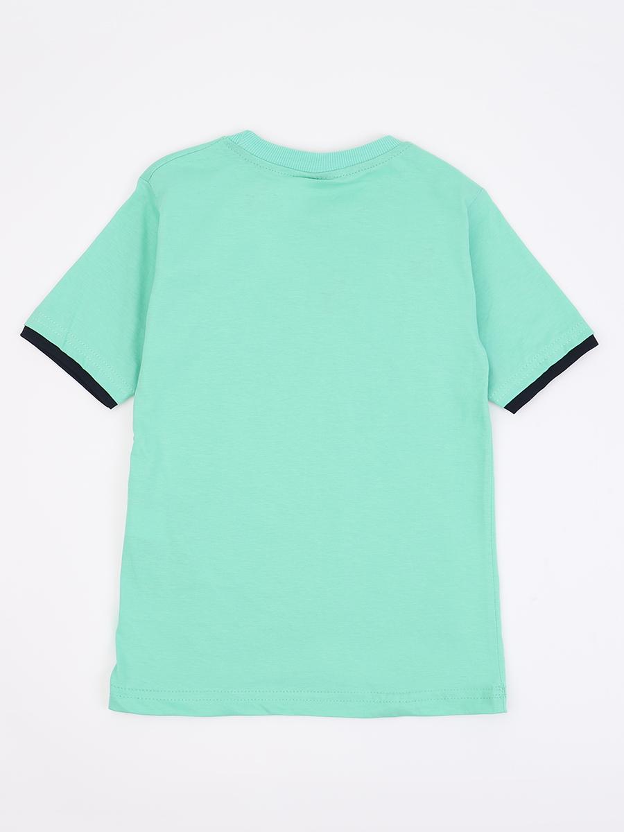 Джемпер для мальчика, цвет: мятный