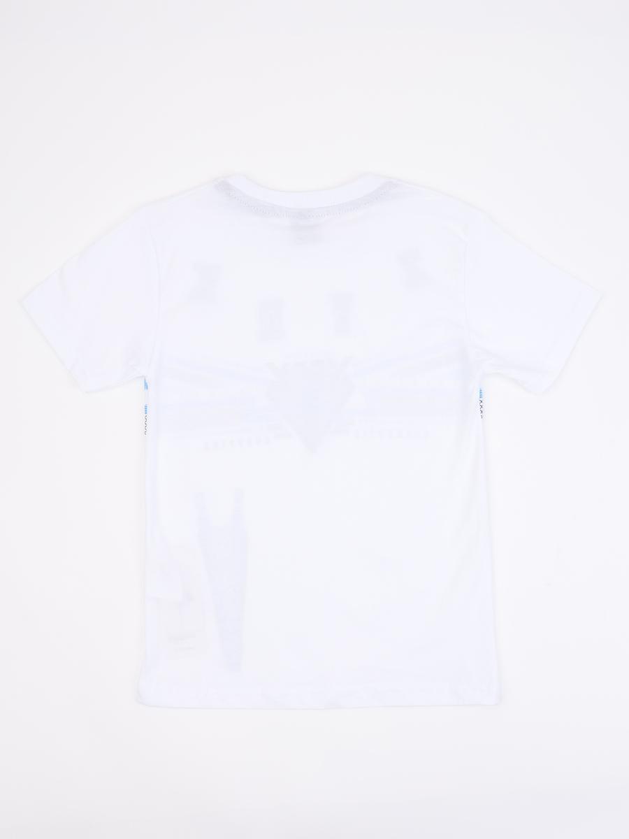 Джемпер для мальчика, цвет: белый